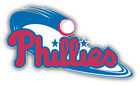 Philadelphia Phillies MLB Baseball Slogan Car  Sticker - 9'', 12'' or 14'' on Ebay