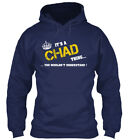 One-of-a-kind Its A Chad Thing Gildan Hoodie Sweatshirt Gildan Hoodie Sweatshirt