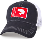 Costa Original Patch Bass Hat - One Size Fits Most - Pick Color - Free Ship