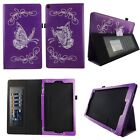 Kindle Fire HD 10.1 Inch Tablet Case Slim Fit Pu Leather Folio Stand Cover