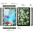 "For Apple iPad 9.7"" SUPCASE Full-body Rugged Protective Case w/ Screen Protector"
