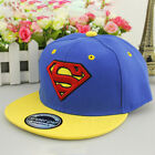 Toddler Kid Boy Girl Peaked Baseball Summer Cap Hat Adjustable Snapback Cartoon