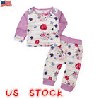 legging outfits pinterest - Newborn Baby Girls Floral Outfits Clothes Long Sleeve T-shirt Tops Pants Legging