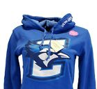 Creighton University Bluejays NCAA J. America Women's Hoodie Sweatshirt, nwt