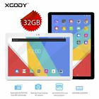 Newest 64gb 10.1'' 4g Dual Sim Phablet Android 7.0 Tablet Pc 8core Ips Fhd Xgody