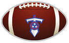 Tennessee Titans Symbol NFL Logo Ball Bumper Sticker Decal  - 9'',12'' or 14'' on eBay