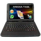 10 Zoll Tablet PC 4G LTE Dual Sim GPS Android 7.0 Nougat 64GB