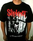 SLIPKNOT THE GRAY CHAPTER METAL ROCK T SHIRT MEN'S SIZES image