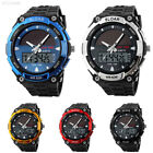3BBB New Fashion Electronic Waterproof Electronic Movement Dual Watch Various
