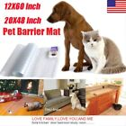 Pet Training Mat for Dog Cat Barrier Electronic Repellent Safe Shock Scat Pad OY