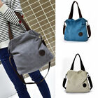 Casual Women's Hobo Canvas Handbag Retro Shoulder Bags Purse Tote Large Satchel