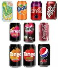 Lilt Fanta Dr Pepper Cherry Coke Pepsi Max Diet Coke Coca Cola Cans 24x330ml £16.59  on eBay