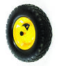 More images of Haemmerlin puncture proof  PFW / 400 Replacement wheelbarrow wheel (400mm)