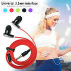 119C Universal In-Ear 3.5mm Sport Laptop MP3 Music Headset MP4 Player Walking