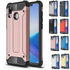 For Huawei Honor Play Hybrid Shockproof Hard Armor Cover Rugged Case