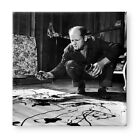 Photos by Getty Images Jackson Pollock Photography Print <br/> Save An Additional 10% Off - See Cart for Details!!