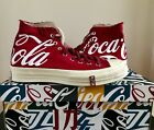 DS BRAND NEW KITH COCA COLA COKE CONVERSE CHUCK TAYLOR ALL STAR 70S HI RED USA $399.99  on eBay