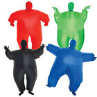 Kyпить Kids Inflatable Megamorph Costume Blow Up Fat Suit Air Sumo By Morphsuits на еВаy.соm
