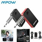 Mpow Wireless USB Bluetooth Receiver For Aux Stereo Audio Music Car Adapter &MIC