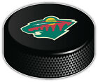 Minnesota Wild Head NHL Logo Hockey Puck Car Bumper Sticker Decal-3'',5'' or 6'' $3.5 USD on eBay