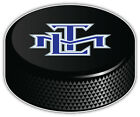 Toronto Maple Leafs Letters NHL Hockey Puck Car Bumper Sticker- 9'', $13.99 USD on eBay