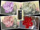 Kyпить Waterford Crystal Rose-Fleurology Flower Pink Red Lavender Clear Etched Glass на еВаy.соm
