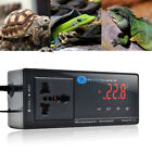 Digital LED Temperature Controller Thermostat For Aquarium Reptile 110/220V 10A