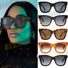 QUAY x CHRISSY AFTER HOURS SUNGLASSES NAVY TORT BLACK CAT EYE FRAMES - LIMITED
