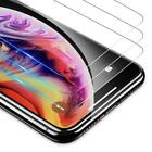 For iPhone Xs Max / Xs / Xs Plus 9H Premium Real Tempered Glass Screen Protector