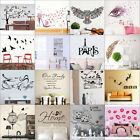 Family Quote Removable Wall Sticker Art Vinyl Decal Mural Home Bedroom Decor-Lot