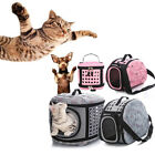 Pet Dog Cat Puppy Portable Travel Carry Carrier Tote Cage Shoulder Bag Fashion