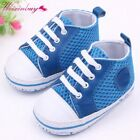 WEIXINBUY Baby Boy Girl Shoes Lace up First Walkers Baby Sho