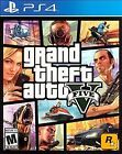 Grand Theft Auto V (Sony PlayStation 4, 2014). Brand New/Sealed. Free Shipping.