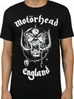 Motorhead England 2009 T-Shirt, Black,100% cotton, New 2XLarge Plus size