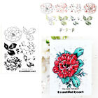 Mixed Themes DIY Silicone Clear Transparent Seal Stamp Sheet Photo Album Decor