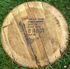 Display Ready Bourbon Whiskey Barrel Top - Finished - 100% Authentic