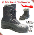 LM Mens Winter Snow Boots Mens Shoes Insulated Waterproof Thermolite 2006