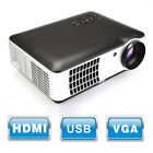 RD-806 2800 Lumens Movie Projector Video LED Home Theater Cinema Projector