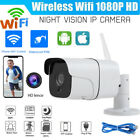 1080P Wireless 2MP WIFI IP Camera Waterproof Outdoor IR Night Vision CCTV Camera