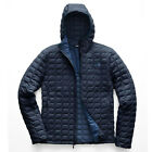 THE NORTH FACE Mens 2019 THERMOBALL HOODIE Insulated Jacket - Urban Navy Matte