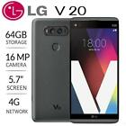 Lg V20 64gb 16mp 4g Lte 4gb-ram Android Quad Core Unlocked Smartphone