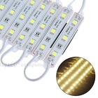 US 100 FT SMD 5050 3 LED Module Storefront Window Light Sign Lamp Counter Decor