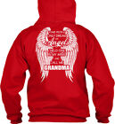 Comfy Grandmas Little Angel - Some People Only Dream Of Gildan Hoodie Sweatshirt