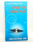 FOOL YOU Magic Plug 39mm Long Ear Stud Cheater Surgical Taper Stretcher Expander