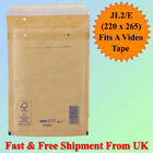 Genuine Golden Padded Bubbled Envelopes Bags 5(E/2) By Postage Solutions