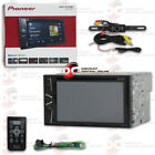 "PIONEER CAR DOUBLE DIN 6.2"" DIGITAL MEDIA BLUETOOTH STEREO WITH BACK UP CAMERA"