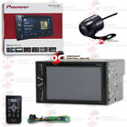 """Pioneer Car Double Din 6.2"""" AM/FM CD DVD Bluetooth Stereo With Back-Up Camera"""