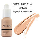 Perfect Beauty New 30ml Foundation Soft Matte Long Wear Oil Control Concealer
