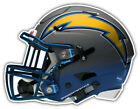 Los Angeles Chargers NFL Helmet Car Bumper Sticker Decal - 3'' or 5'' $4.0 USD on eBay