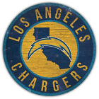 Los Angeles Chargers NFL Badge Car Bumper Sticker Decal- 3'' or 5'' $4.0 USD on eBay